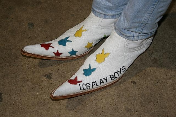 Mexican Pointy Shoes For The Young