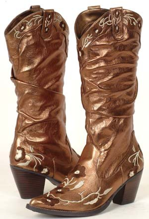 The unique designs, elaborate stitching, fine leathers, and entirely handmade process make the boots at Heritage in Austin collectible and bargains to